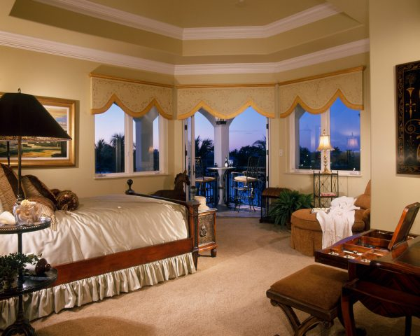 bedroom decorating ideas and designs Remodels Photos Designs Unlimited Naples Florida United States mediterranean-bedroom-002