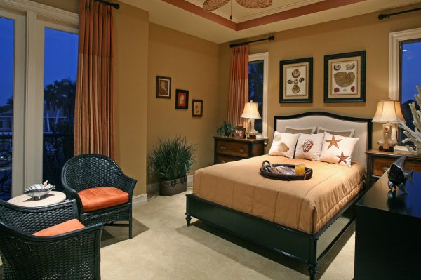 bedroom decorating ideas and designs Remodels Photos Designs Unlimited Naples Florida United States transitional-bedroom