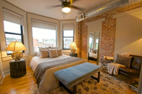 bedroom decorating ideas and designs Remodels Photos Designs on Madison Cincinnati Ohio United States eclectic-bedroom