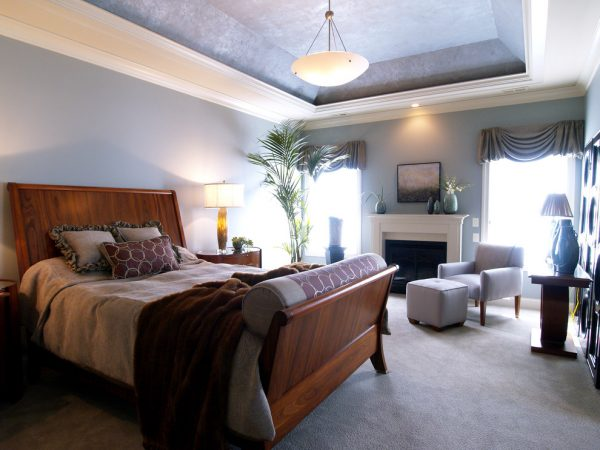 bedroom decorating ideas and designs Remodels Photos Dixon Designs, LLC Powell Ohio United States modern