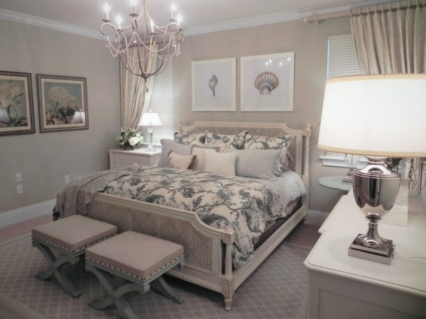 bedroom decorating ideas and designs Remodels Photos Donna Wargo for Ethan Allen Orlando Orlando Florida United States transitional