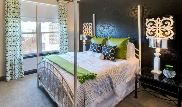 bedroom decorating ideas and designs Remodels Photos Elaine Williamson Designs Dallas Texas United States traditional-bedroom