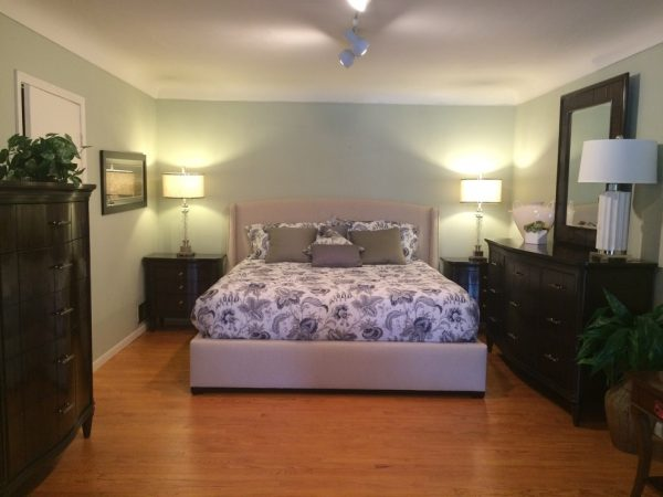 bedroom decorating ideas and designs Remodels Photos Fairfield Galleries Fort Wayne Indiana United States traditional-bedroom