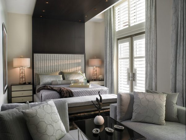bedroom decorating ideas and designs Remodels Photos Fede Design LLC Miami  Florida United States contemporary-bedroom-005