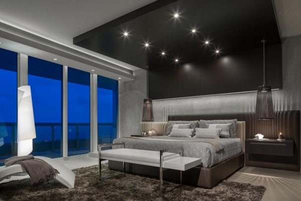 bedroom decorating ideas and designs Remodels Photos Fede Design LLC Miami  Florida United States contemporary-bedroom