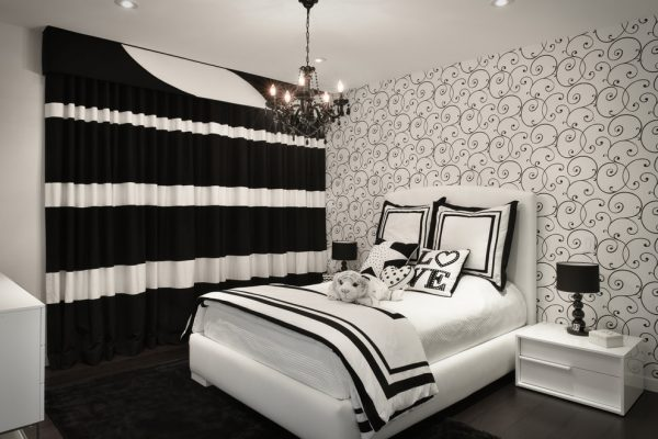 bedroom decorating ideas and designs Remodels Photos Fede Design LLC Miami Florida United States contemporary-kids
