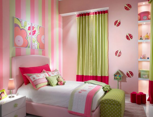 bedroom decorating ideas and designs Remodels Photos Fede Design LLC Miami  Florida United States traditional-kids
