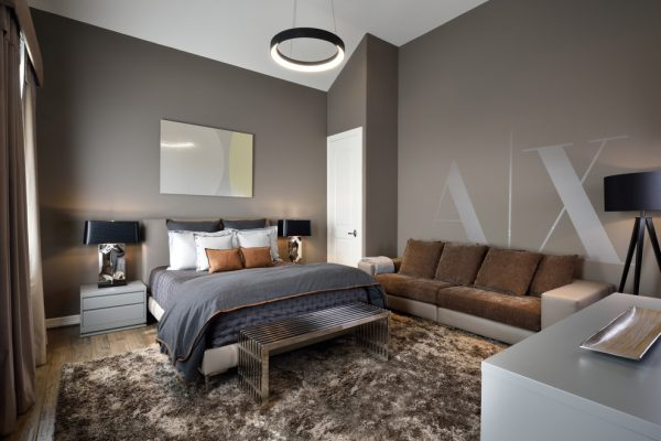 bedroom decorating ideas and designs Remodels Photos Fede Design LLC Miami Florida United States transitional-001