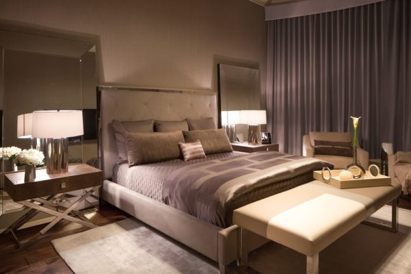 bedroom decorating ideas and designs Remodels Photos Fede Design LLC Miami Florida United States transitional-bedroom-002