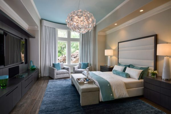 bedroom decorating ideas and designs Remodels Photos Fede Design LLC Miami Florida United States transitional-bedroom-010