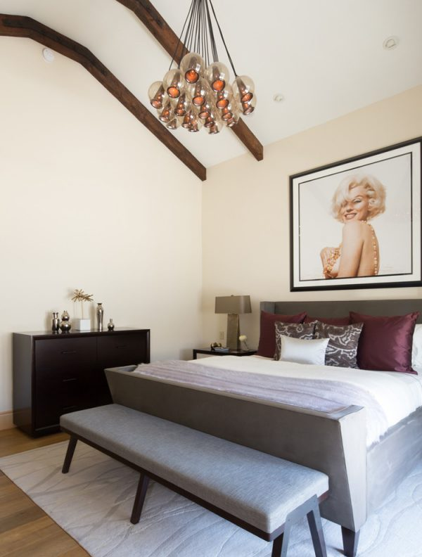 bedroom decorating ideas and designs Remodels Photos Federico Design Long Beach California United States contemporary