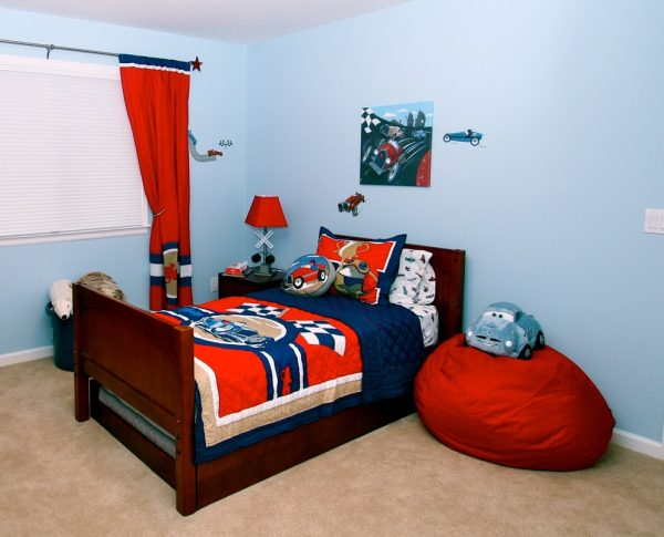 bedroom decorating ideas and designs Remodels Photos Fini Design Boulder Colorado United States traditional-kids