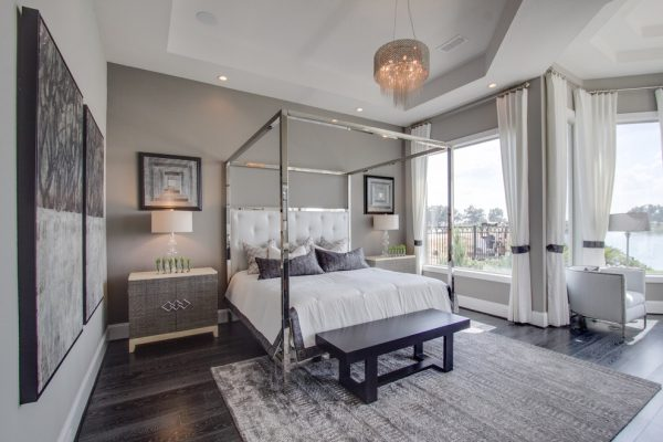 bedroom decorating ideas and designs Remodels Photos Five Star Interiors Austin Texas United States contemporary-bedroom-002