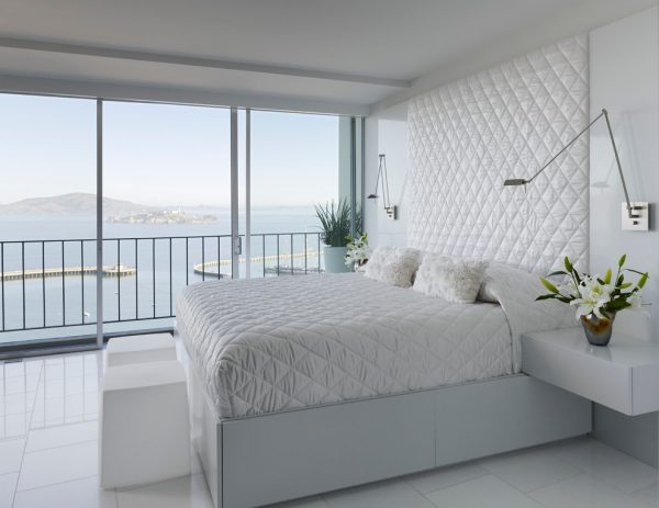 bedroom decorating ideas and designs Remodels Photos Gary Hutton Design San Francisco California United States contemporary-bedroom-001