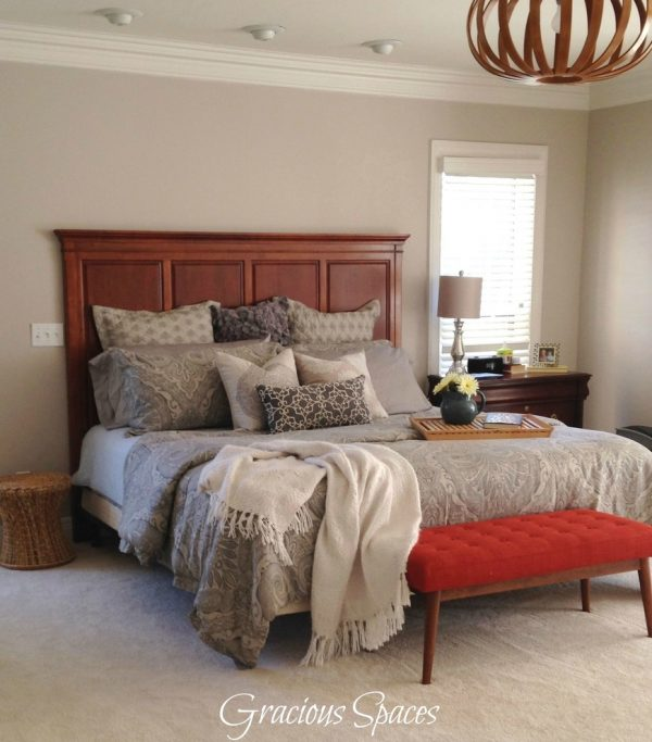 bedroom decorating ideas and designs Remodels Photos Gracious Spaces Brentwood Tennessee United States shabby-chic-style-bedroom
