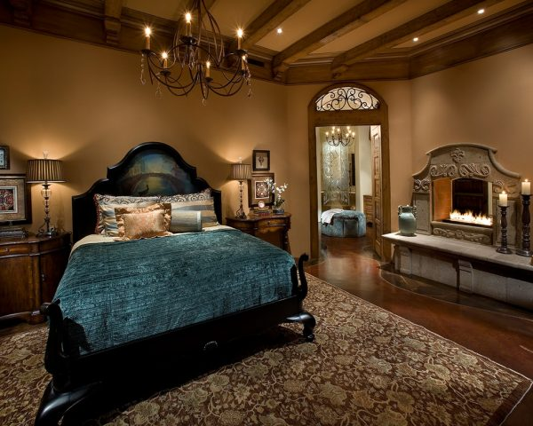 bedroom decorating ideas and designs Remodels Photos IMI Design, LLC Scottsdale Arizona United States traditional-bedroom-001