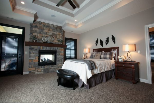 bedroom decorating ideas and designs Remodels Photos Instyle Interiors Lewis Center Ohio United States rustic-bedroom-001