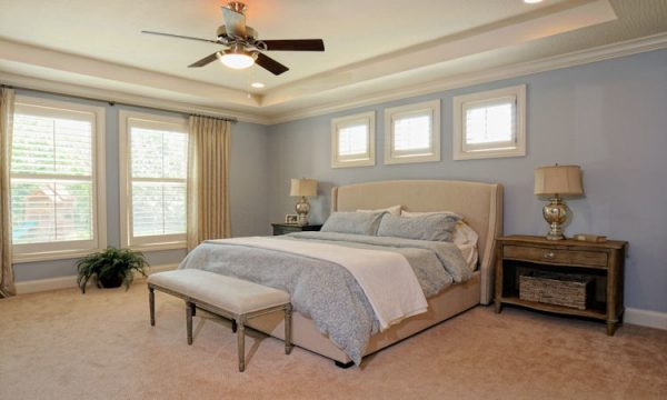 bedroom decorating ideas and designs Remodels Photos Instyle Interiors Lewis Center Ohio United States rustic-bedroom