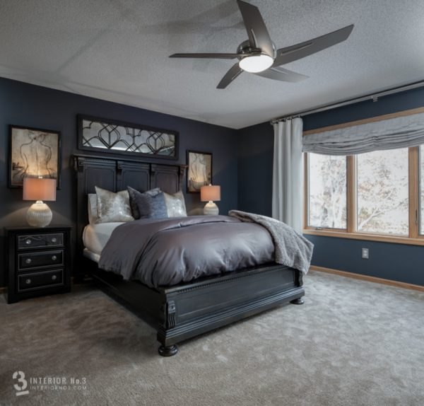 bedroom decorating ideas and designs Remodels Photos Interior No3 Burnsviille Minnesota United States transitional-008