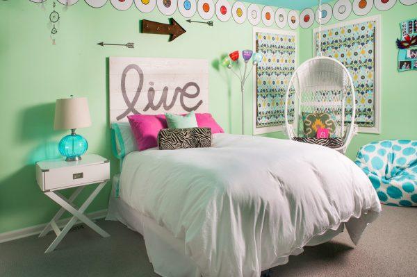bedroom decorating ideas and designs Remodels Photos JASMIN REESE INTERIORS Chicago Illinois United States contemporary-kids