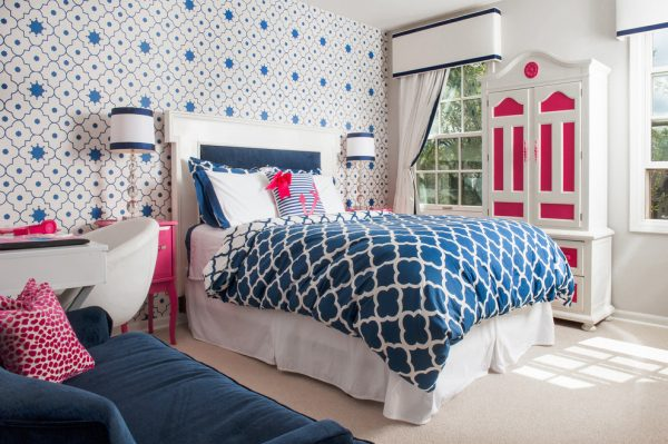 bedroom decorating ideas and designs Remodels Photos JASMIN REESE INTERIORS Chicago Illinois United States traditional-kids