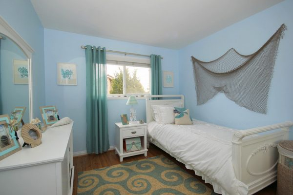 bedroom decorating ideas and designs Remodels Photos Jami Abbadessa La Verne California United States beach-style-kids