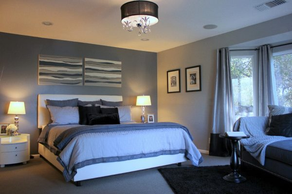 bedroom decorating ideas and designs Remodels Photos Jami Abbadessa La Verne California United States contemporary-bedroom-006