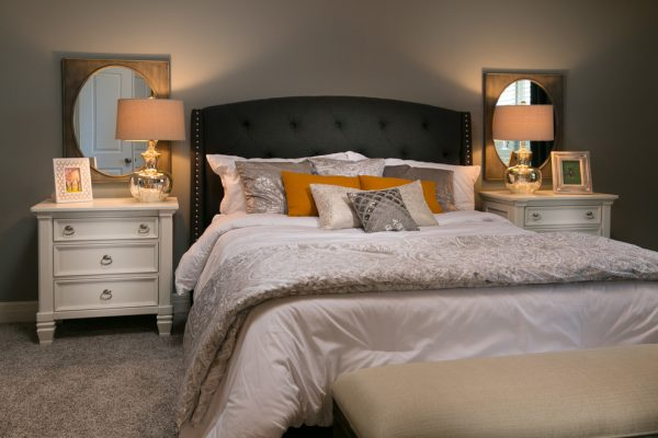 bedroom decorating ideas and designs Remodels Photos Jami Meek Designs Lees Summit Missouri United States traditional-001