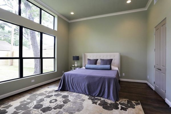 bedroom decorating ideas and designs Remodels Photos Jamie House Design Houston Texas United States contemporary-bedroom