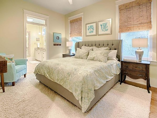 bedroom decorating ideas and designs Remodels Photos Jennifer Taylor Design Tallahassee Florida United States beach-style-bedroom