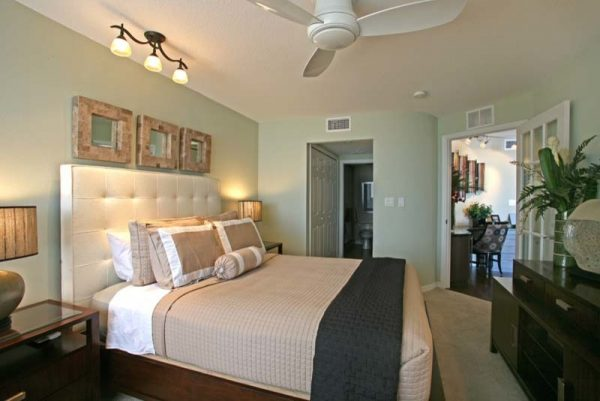 bedroom decorating ideas and designs Remodels Photos Joann's Interiors St Pete Beach Florida United States contemporary-bedroom-001
