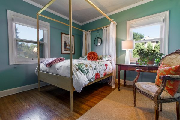 bedroom decorating ideas and designs Remodels Photos Julie Assenberg Interior Design Salt Lake Utah United States eclectic-bedroom-001