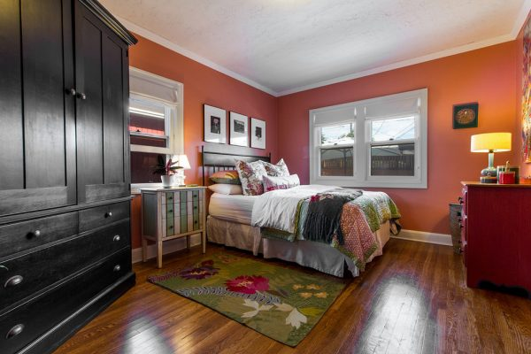 bedroom decorating ideas and designs Remodels Photos Julie Assenberg Interior Design Salt Lake Utah United States eclectic-bedroom