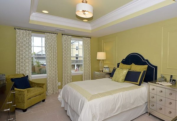 bedroom decorating ideas and designs Remodels Photos Karen Renee Interior Design Severna Park Maryland United States beach-style-bedroom