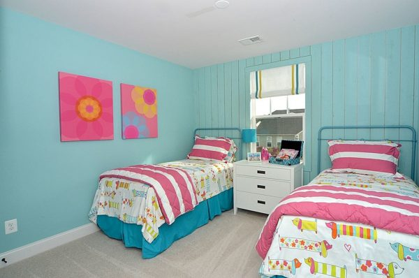 bedroom decorating ideas and designs Remodels Photos Karen Renee Interior Design Severna Park Maryland United States beach-style-kids