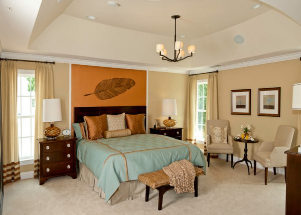 bedroom decorating ideas and designs Remodels Photos Karen Renee Interior Design Severna Park Maryland United States contemporary-bedroom-005