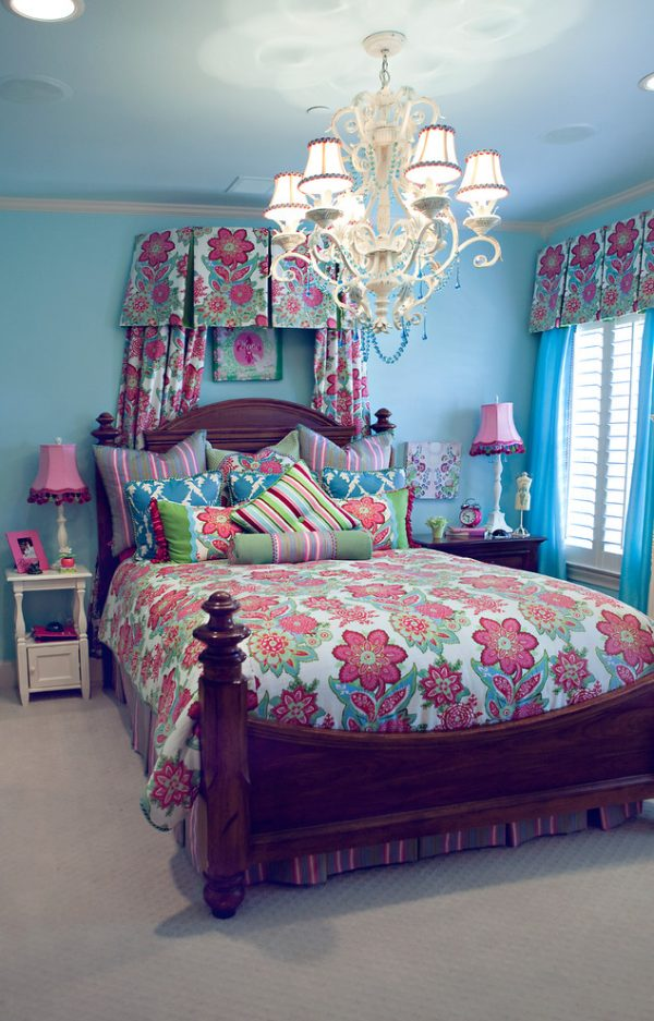 bedroom decorating ideas and designs Remodels Photos Karyn Dismore Interiors Frisco Texas United States eclectic-kids