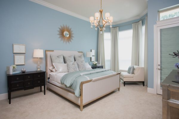 bedroom decorating ideas and designs Remodels Photos Karyn Dismore Interiors Frisco Texas United States transitional-bedroom