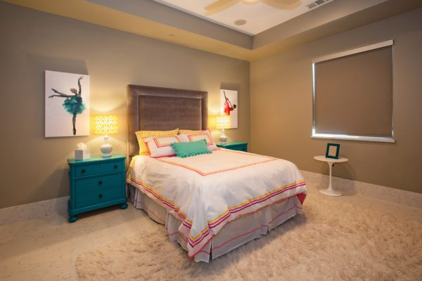 bedroom decorating ideas and designs Remodels Photos Kathleen Jennison Stockton California United States modern-bedroom