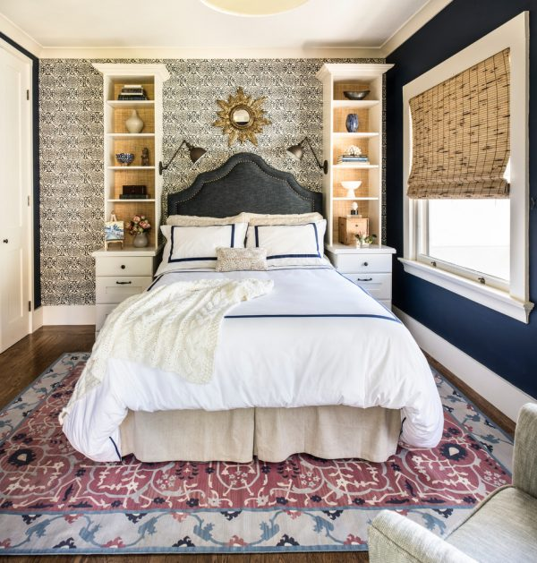 bedroom decorating ideas and designs Remodels Photos Kelley Flynn Interior Design Oakland California United States transitional-bedroom
