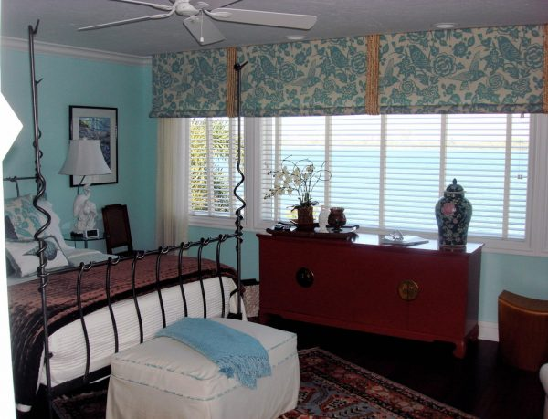 bedroom decorating ideas and designs Remodels Photos Lancaster Interior Design Sarasota Florida United States traditional-bedroom
