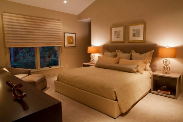 bedroom decorating ideas and designs Remodels Photos Leighton Design Group Rochester New York United States contemporary-bedroom-002