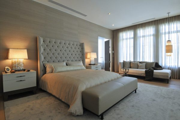 bedroom decorating ideas and designs Remodels Photos Leighton Design Group Rochester New York United States contemporary-bedroom-003