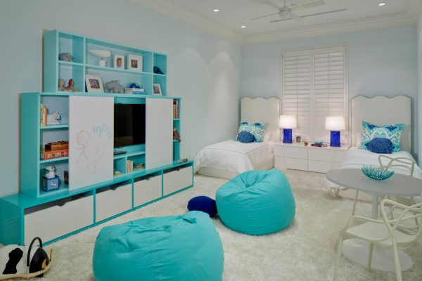 bedroom decorating ideas and designs Remodels Photos Leighton Design Group Rochester New York United States transitional-kids