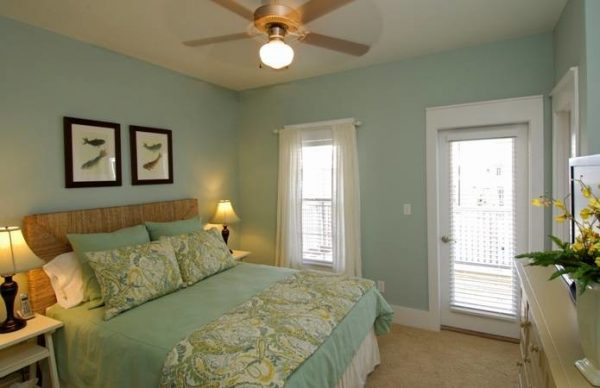 bedroom decorating ideas and designs Remodels Photos Lemongrass Interiors Port St Joe Florida United States beach-style-bedroom-002