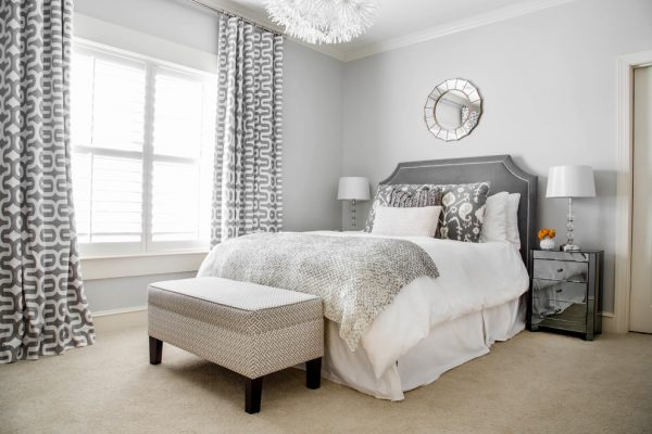 bedroom decorating ideas and designs Remodels Photos Lindsey Binz Home Company Little Rock Arkansas United States transitional-bedroom-002