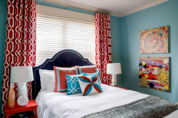 bedroom decorating ideas and designs Remodels Photos Lindsey Binz Home Company Little Rock Arkansas United States transitional-bedroom-003