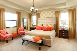 bedroom decorating ideas and designs Remodels Photos Lisa Aportela ASID sunny isles beach Florida United States transitional-bedroom-005