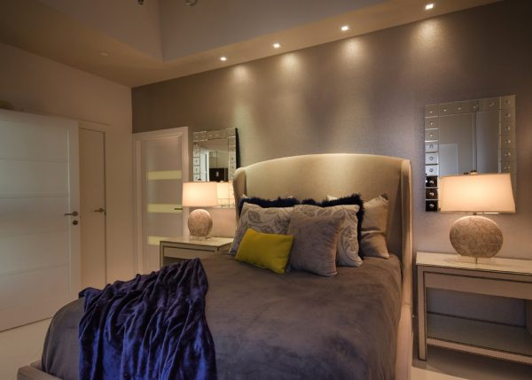 bedroom decorating ideas and designs Remodels Photos Lisa Aportela ASID sunny isles beach Florida United States transitional-bedroom