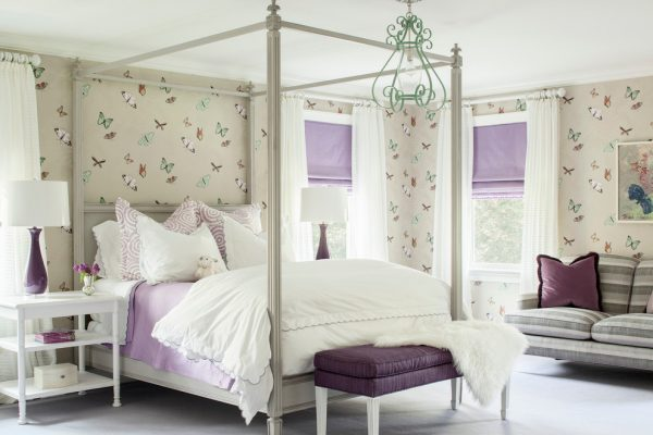 bedroom decorating ideas and designs Remodels Photos ML Interior Designs Summit New Jersey United States traditional-kids
